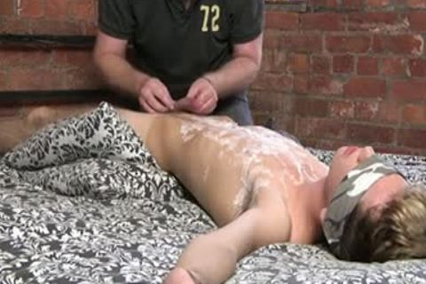 bdsm bondman lad tied Up And Milked Schwule Jungs