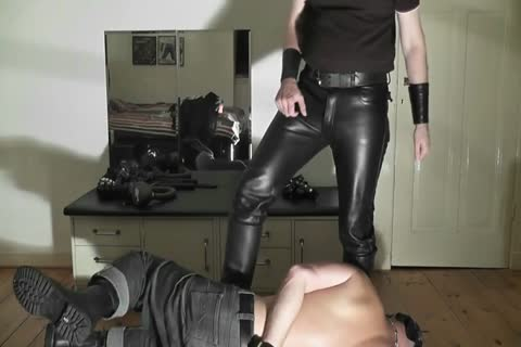 This boyfrend Can Take Boots, Fists And Truncheon Easily And Provides A Great Work Out