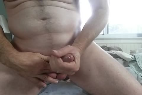 We receive to The Penile And Testicular Exam, Being Very Thorough And Making Sure All Is Normal. it is A Bit Much When I Finger My Prostate And End Up Coming.